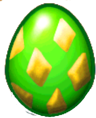 DragonVale Forest Dragon EGG