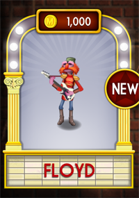 My Muppets Show Floyd