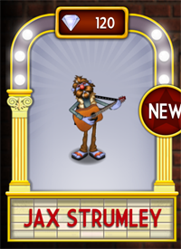 My Muppets Show Jax Strumley