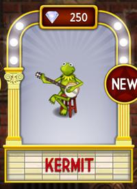 My Muppets Show Kermit