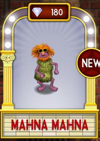 My Muppets Show Mahna Mahna