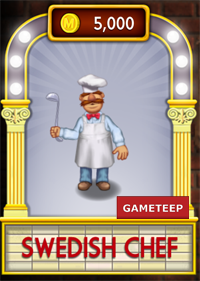 My Muppets Show Swedish Chef