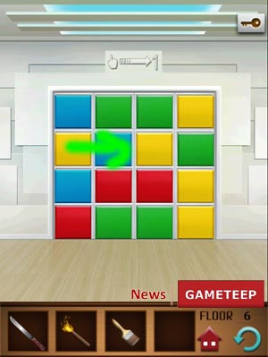 100 Floors Annex Level 6 Gameteep