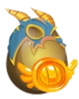 Dragon City Wrestler Dragon egg