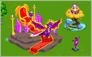 Dragon Story Royal Dragon Preview