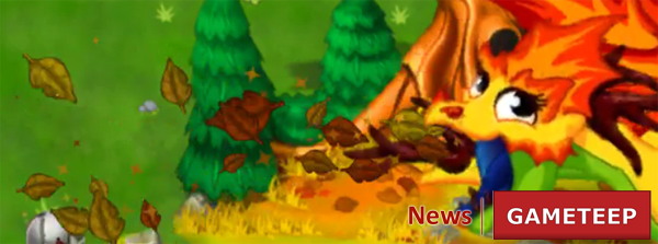 how to breed a fall seasonal dragon in dragonvale