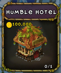 My Singing Monsters Humble Hotel