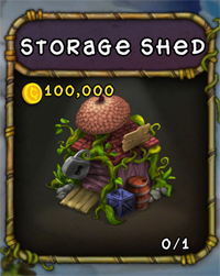 My Singing Monsters: Storage Shed