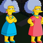 The Simpsons: Tapped Out – Patty & Selma Released in Springfield!