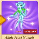 Tiny Castle Frost Nymph Adult