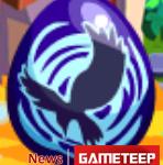 Dragon Story Raven Dragon egg