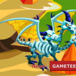 Dragon Story Skeleton Dragon Epic