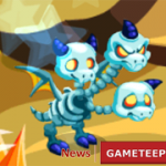 Dragon Story Skeleton Dragon Teen