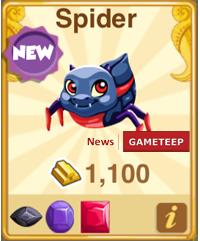 Dragon Story Spider Dragon