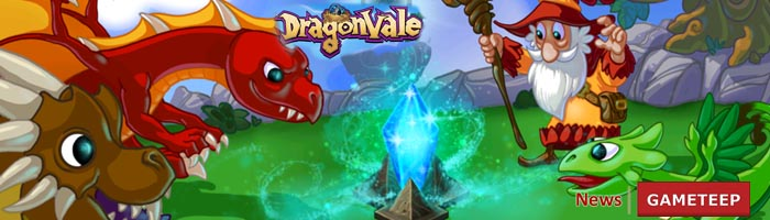 DragonVale Light and Dark Dragons Screen