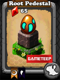 DragonVale Root Dragon Egg