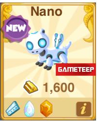 Dragon Story Nano Dragon