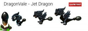 DragonVale Jet Dragon Evolution Chart