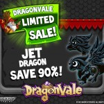 DragonVale: Jet Dragon released for Breeding! Confirmed!