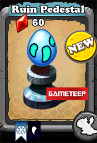 DragonVale Ruin Dragon egg