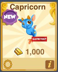 Capricorn Dragon Zodiac