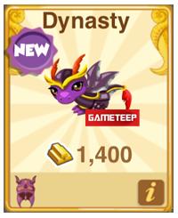 Dragon Story Dynasty Dragon