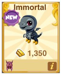 Dragon Story Immortal Dragon