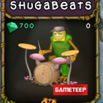 My Singing Monsters: Shugabeats Monster