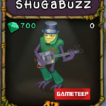 My Singing Monsters: Shugabuzz Monster