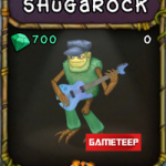 My Singing Monsters: Shugarock Monster