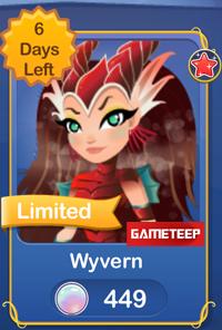 Mermaid World Wyvern Mermaid