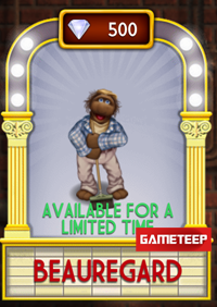 My Muppets Show Beauregard