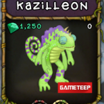 My Singing Monsters: Kazilleon Monster