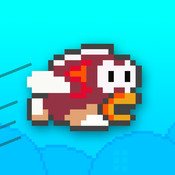 Splashy Fish - The Adventure of a Flappy Tiny Bird Fish icon