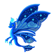 Dragon Story Blue Moon Dragon Epic