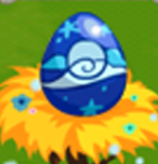 Dragon Story Blue Moon Dragon egg