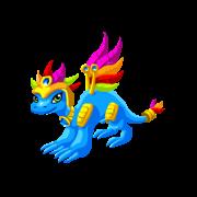 Dragon Story Carnival Dragon Adult