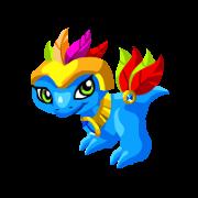 Dragon Story Carnival Dragon Baby
