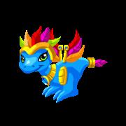 Dragon Story Carnival Dragon Teen