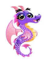 Fish with Attitude Dragon Fish Adult