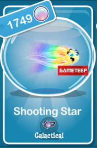 Fish with Attitude Shooting Star Fish