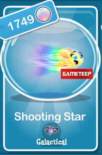 Fish with attitude shooting star fish gameteep for Fish with attitude egg chart