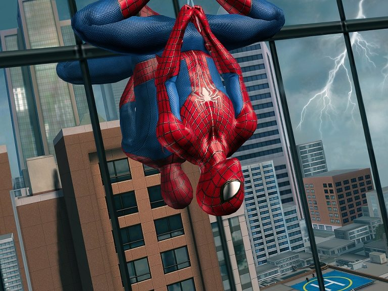 The Amazing Spider-Man 2 Preview for Mobile Devices Screenshot 1