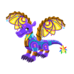 Dragon Story: Dreamcatcher Dragon