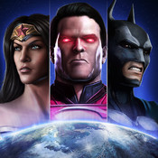 Injustice Gods Among Us - Online Multiplayer Icon