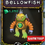 My Singing Monsters: Bellowfish Monster