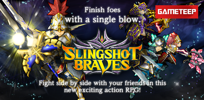 Slingshot Braves Android  Release Screen