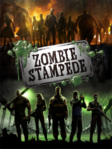 ZOMBIE STAMPEDE Screenshot 1