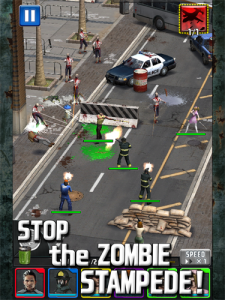ZOMBIE STAMPEDE Screenshot 2