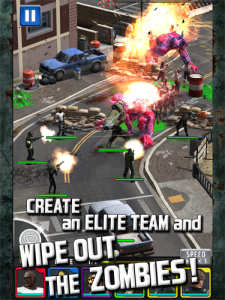 ZOMBIE STAMPEDE Screenshot 5